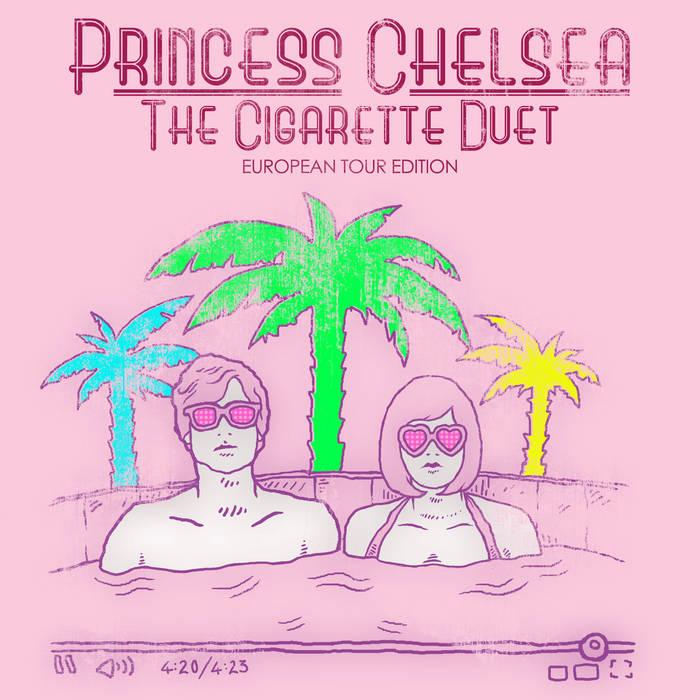 The Cigarette Duet (European Tour Edition) cover art