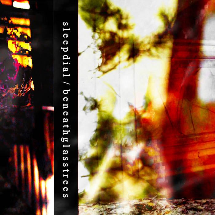 beneathglasstrees cover art