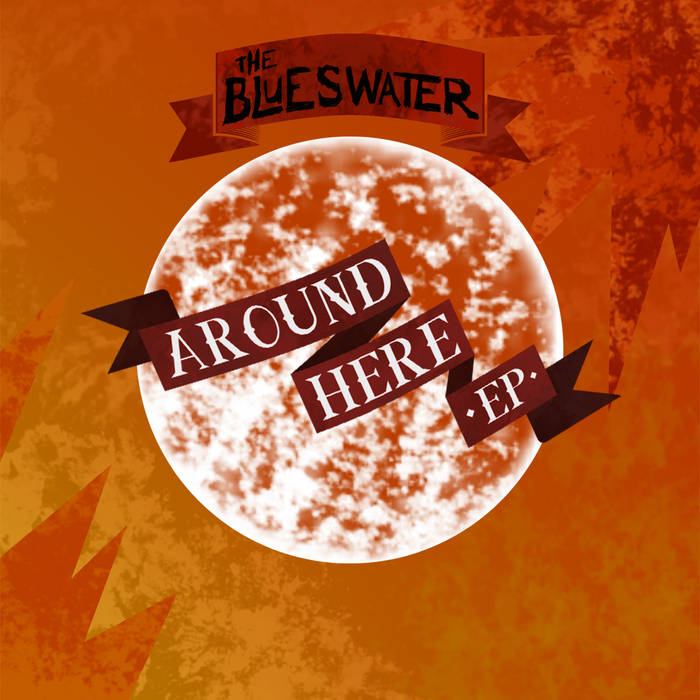 Around Here EP cover art