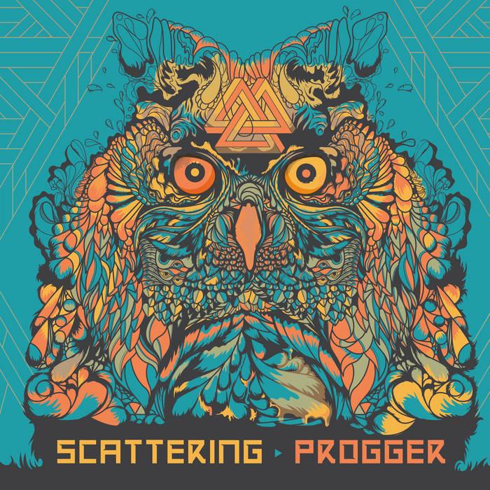 Scattering cover art
