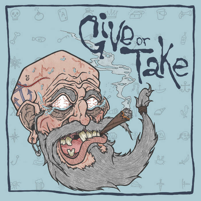 Give Or Take/The Sorrow Suckers Split cover art