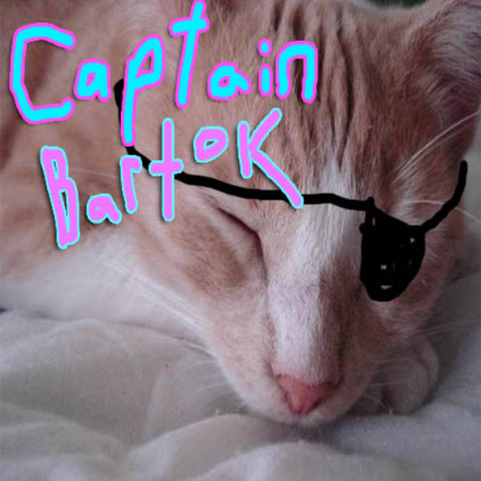 Captain Bartok ep cover art