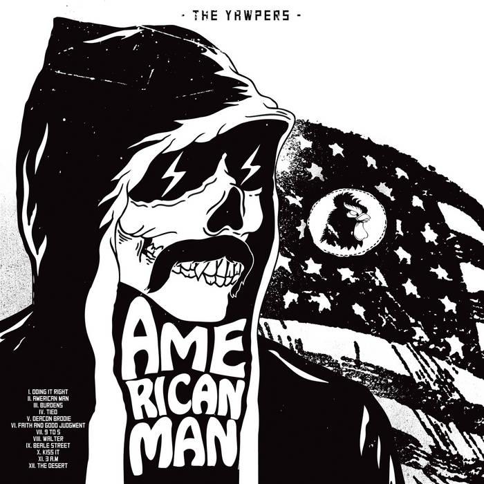 American Man cover art