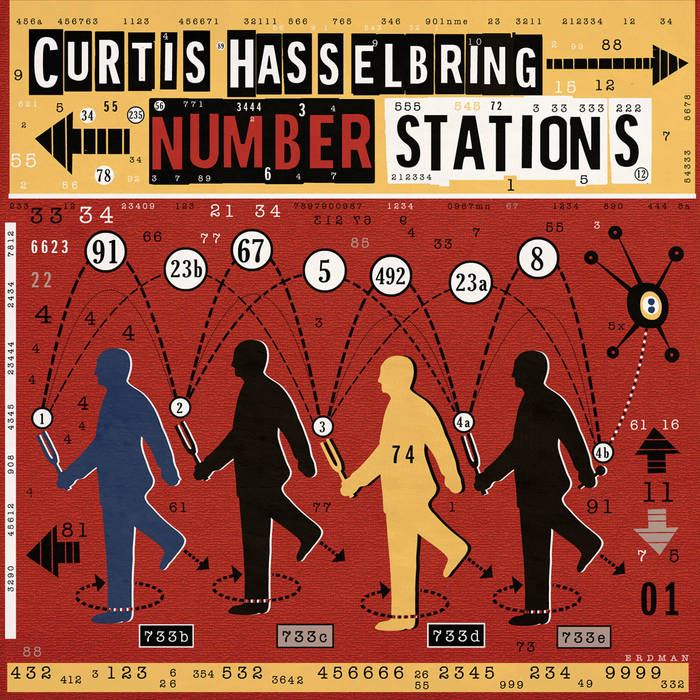 Number Stations cover art
