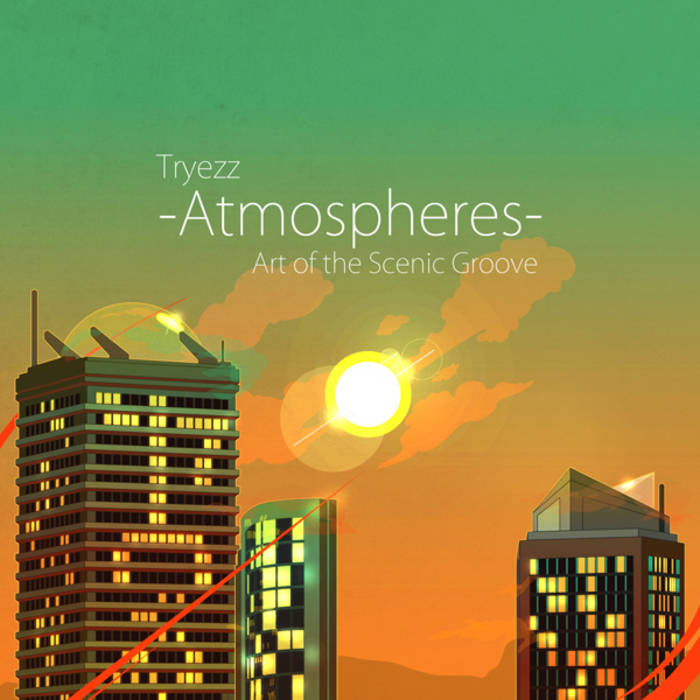 Atmospheres: Art of the Scenic Groove cover art