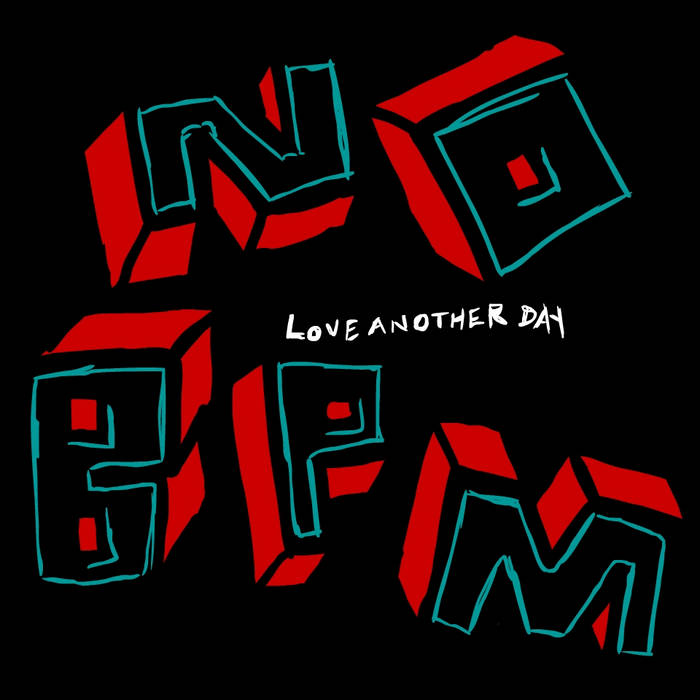 BUB-005 nobpm - Love Another Day cover art