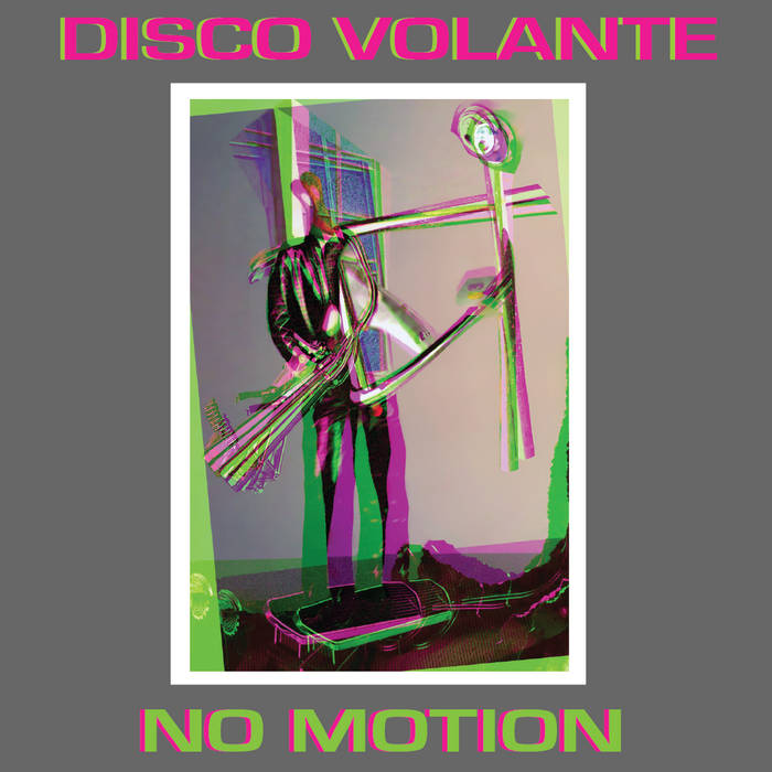 No Motion (MR-015) cover art