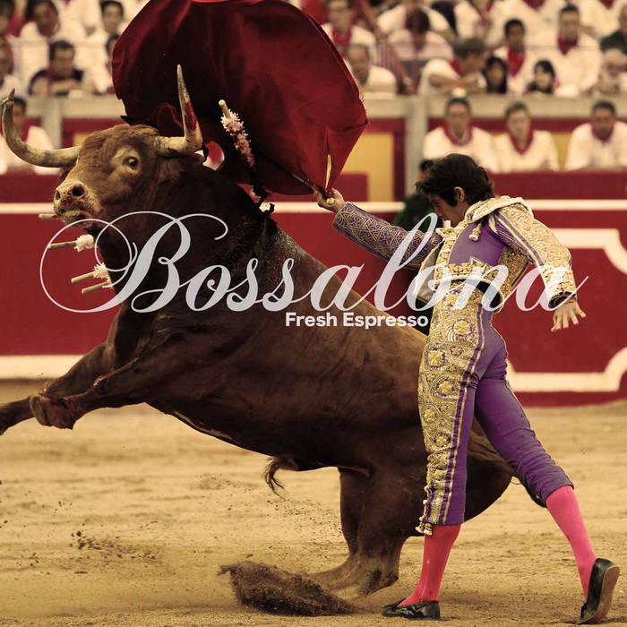 Bossalona cover art