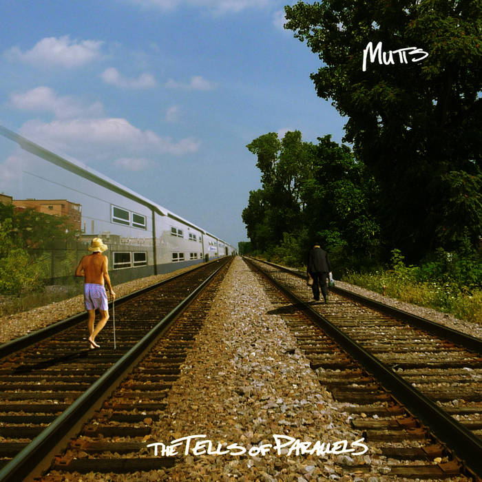 The Tells of Parallels EP cover art