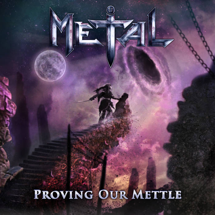 Proving Our Mettle cover art