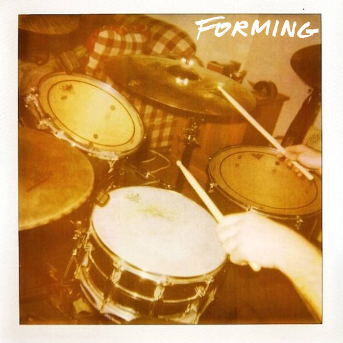 "Forming S/T 7"" cover art"