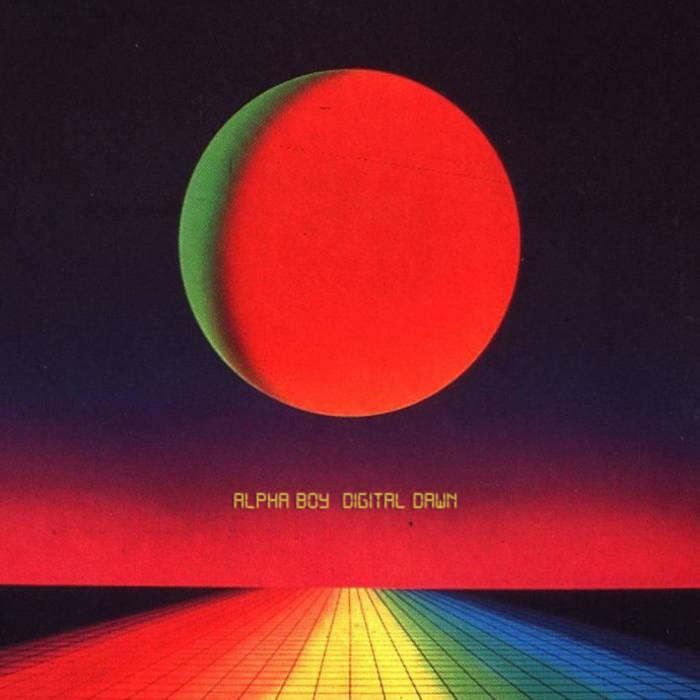 Digital Dawn - EP cover art