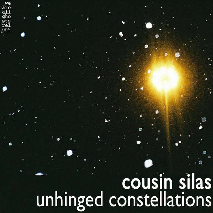 Unhinged Constellations (waag_rel005) cover art
