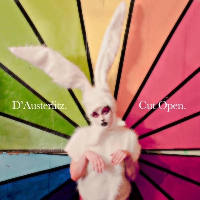 Cut Open-EP cover art