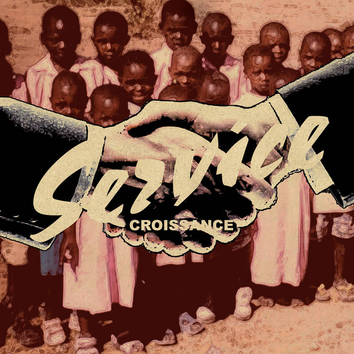 CROISSANCE/WESTERN EP cover art