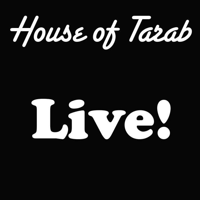 House of Tarab Live cover art