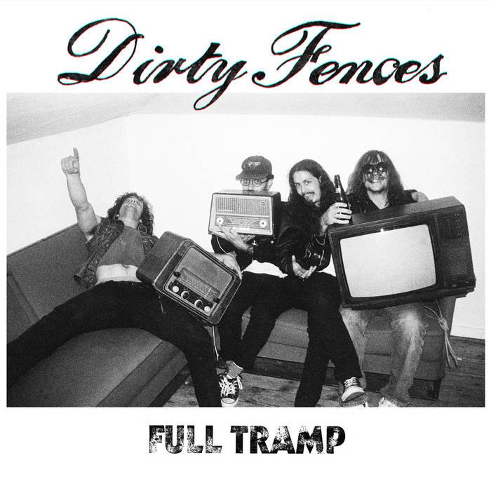 FULL TRAMP cover art