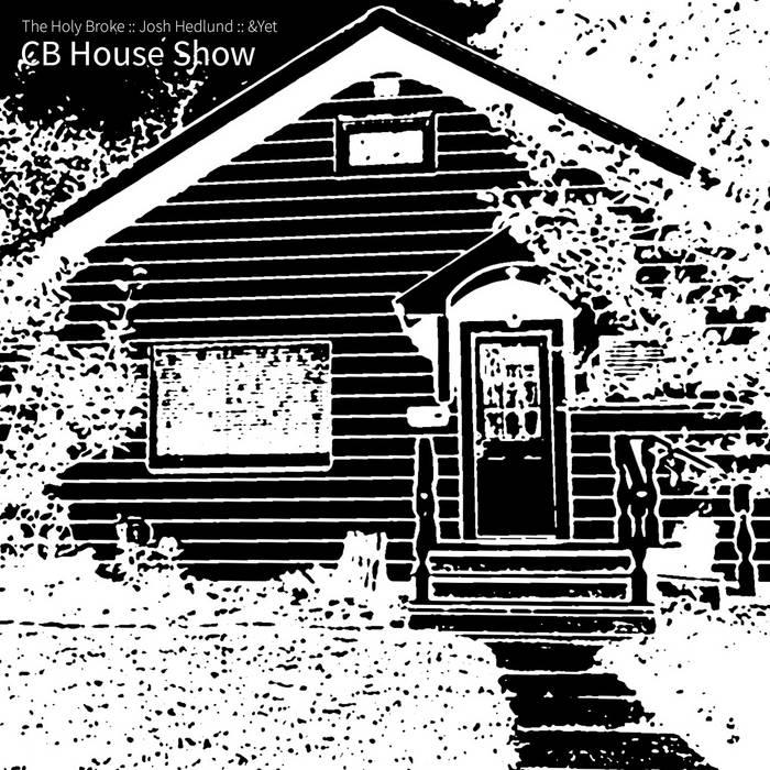 CB House Show 3-1-2014 cover art