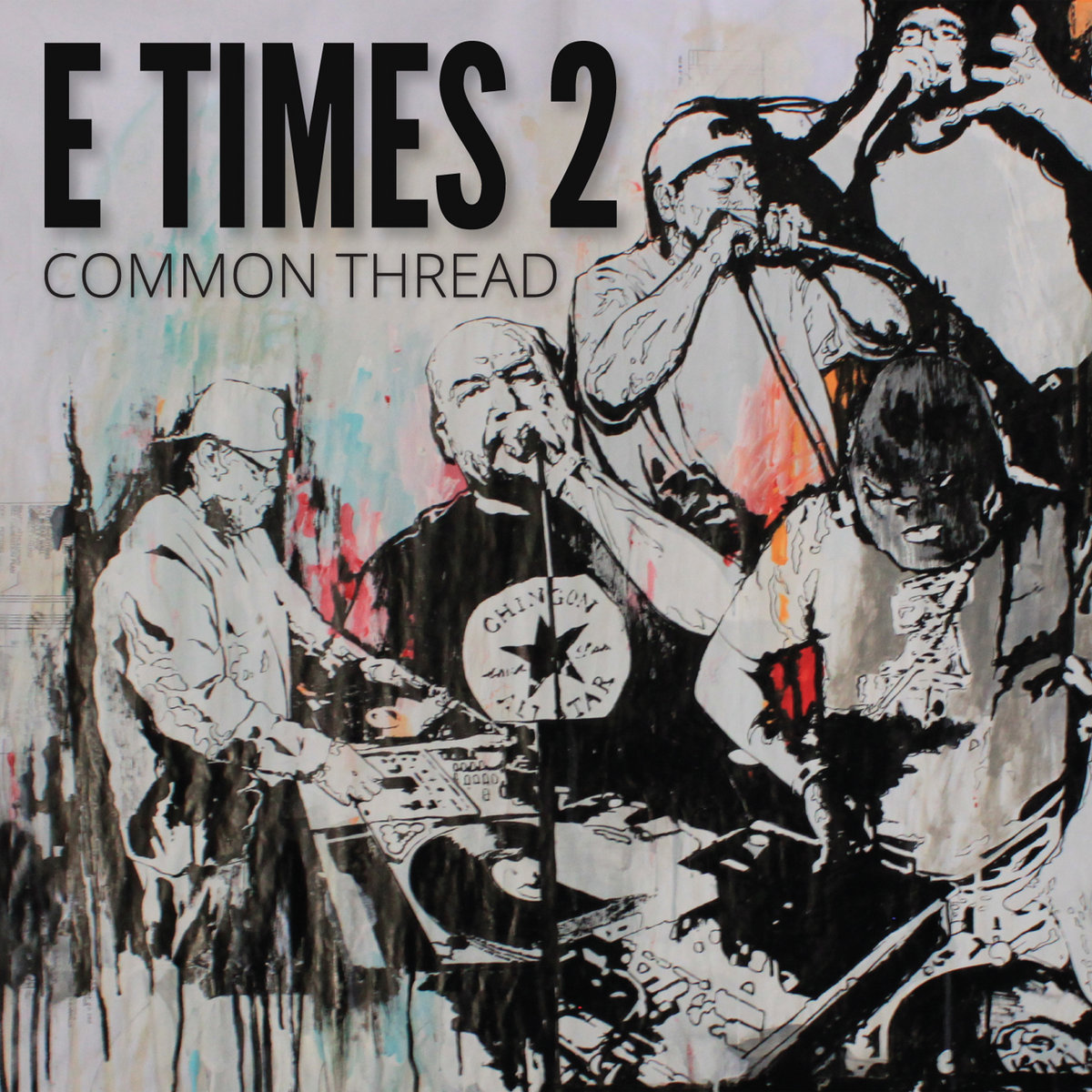 Common Thread - Destroying Red Lights w/Coloring/Comic Book