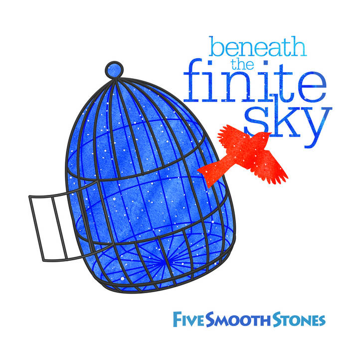 Beneath The Finite Sky cover art