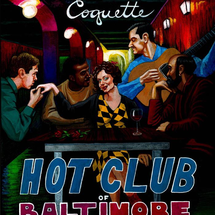 Coquette cover art