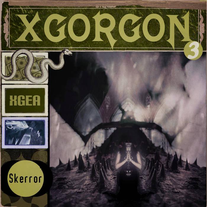XGorgon 3: XGEA cover art