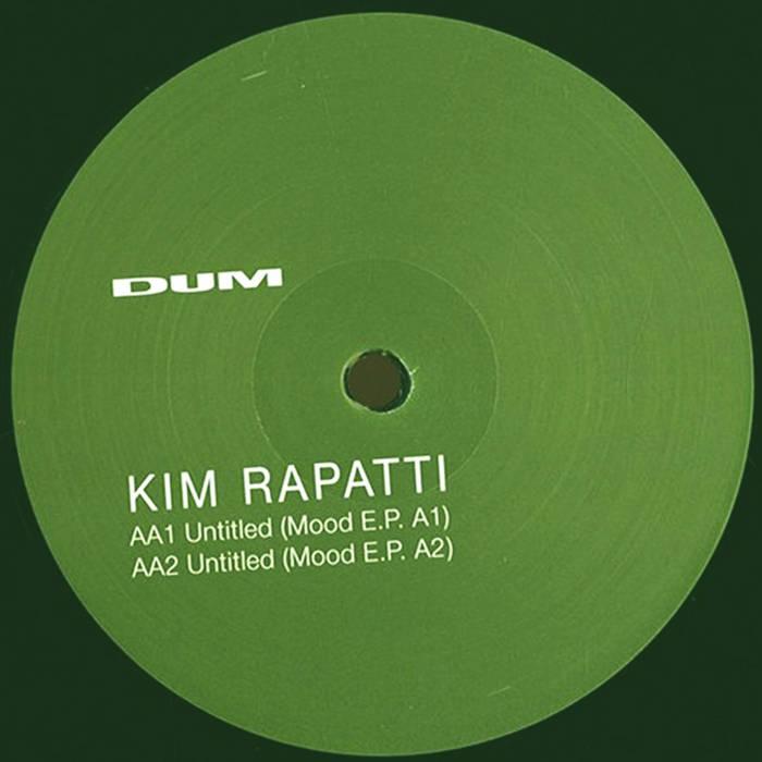 Mono Junk/ Kim Rapatti - A-sides cover art