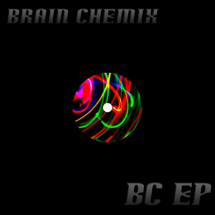 Brain Chemix EP cover art