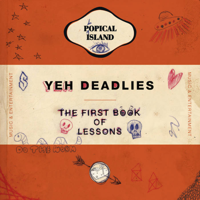 The First Book Of Lessons cover art