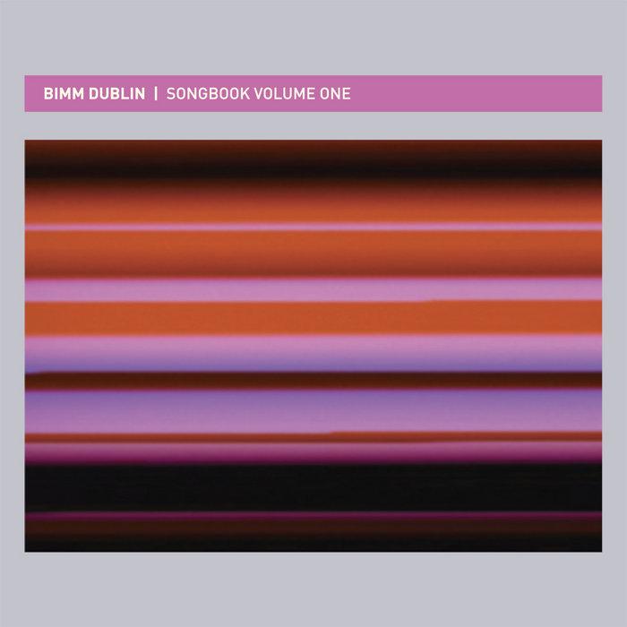 BIMM DUBLIN | Songbook Volume One cover art
