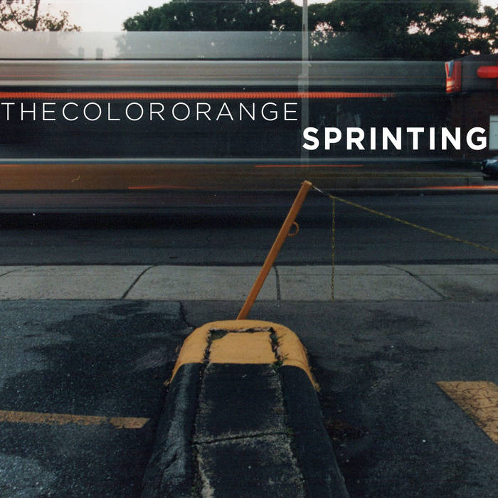 Sprinting cover art
