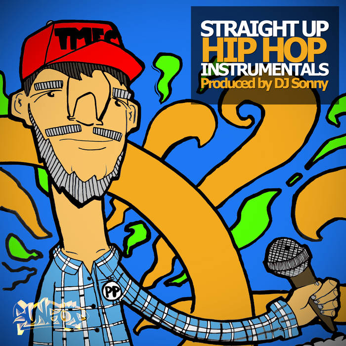 Straight Up Hip Hop Instrumentals cover art