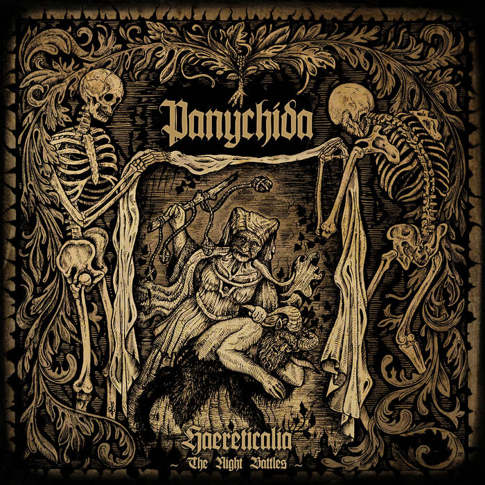 Haereticalia - The Night Battles cover art