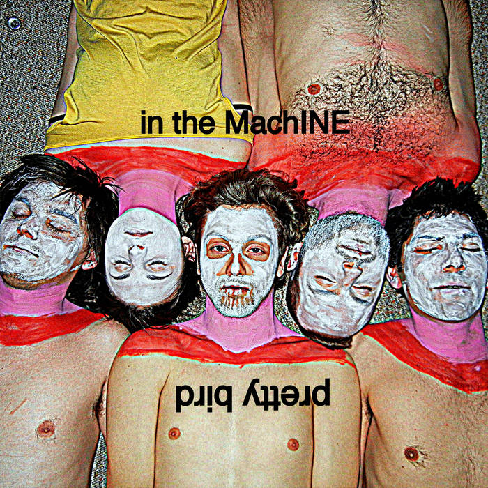 in the MachINE cover art