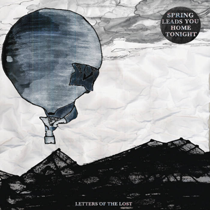 Letters of the Lost cover art