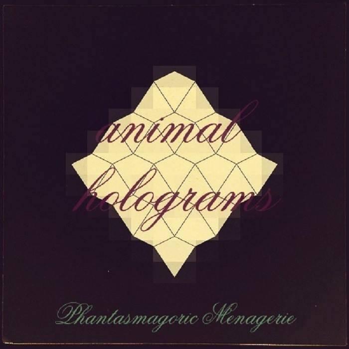 Phantasmagoric Menagerie (EP) cover art