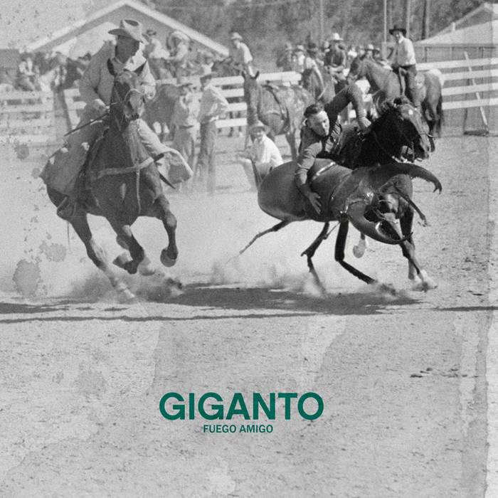 Fuego Amigo cover art