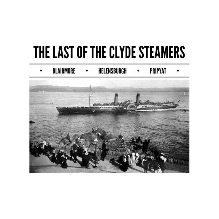 Last of the Clyde Steamers cover art