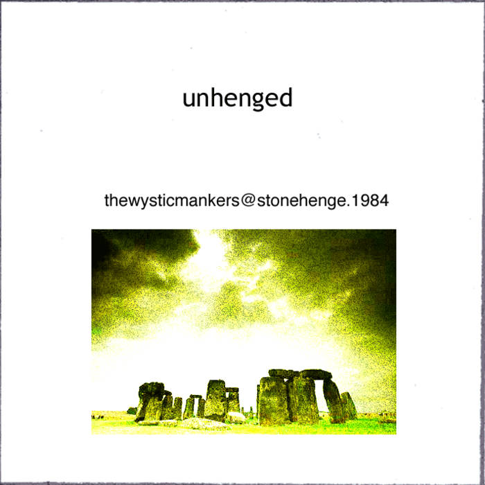 thewysticmankers@stonehenge.1984 cover art