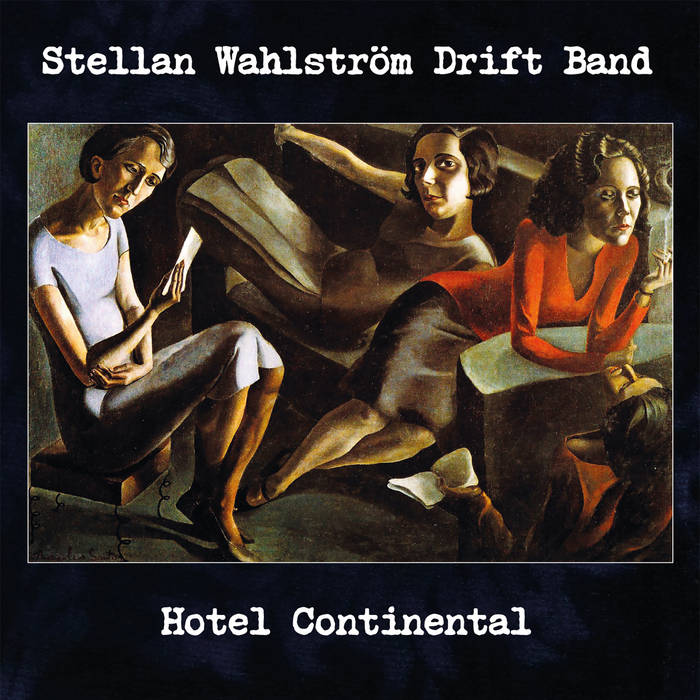 Hotel Continental cover art