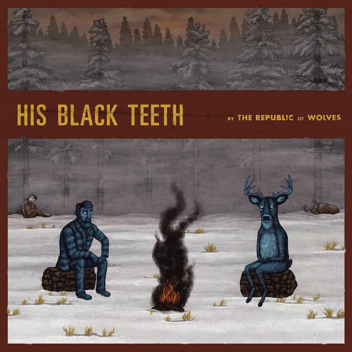 His Black Teeth cover art