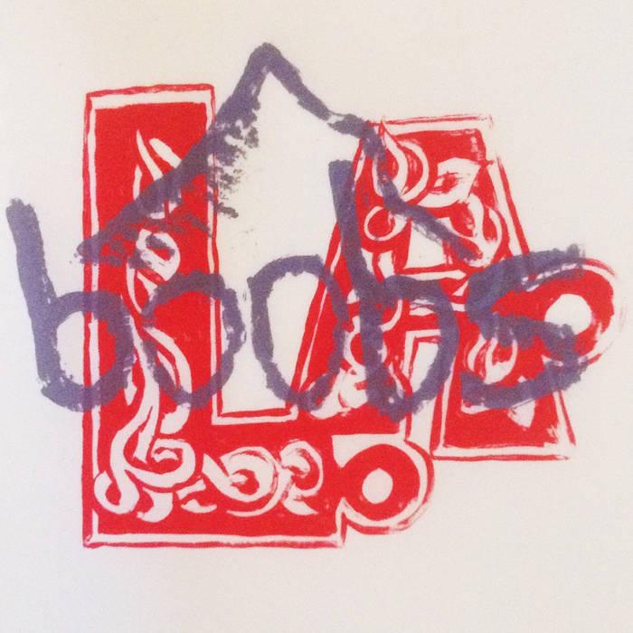 L.A. Boobs EP cover art