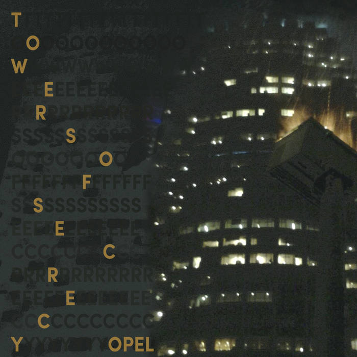 Towers of Secrecy cover art