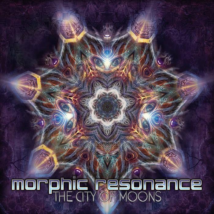 Morphic Resonance - The City of Moons cover art
