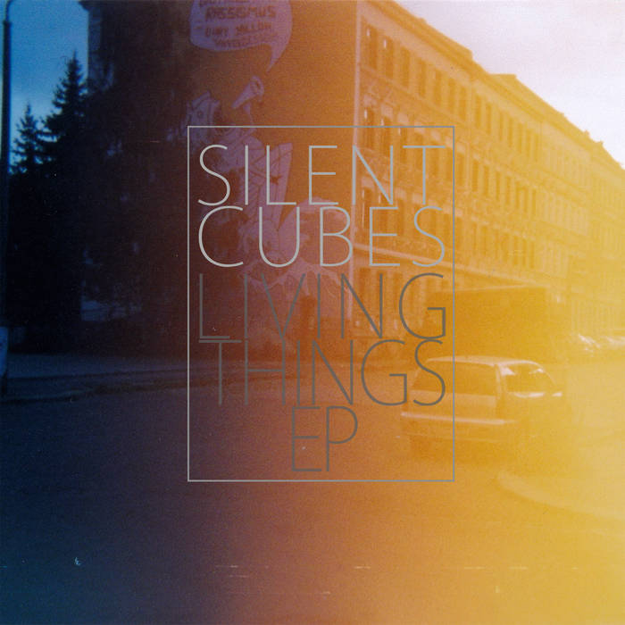 Living Things EP cover art