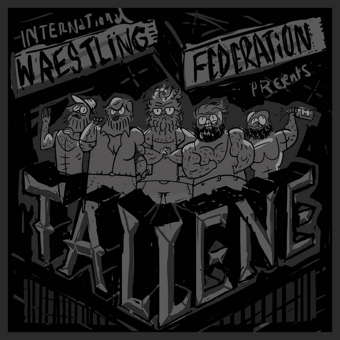 International Wrestling Federation Presents cover art