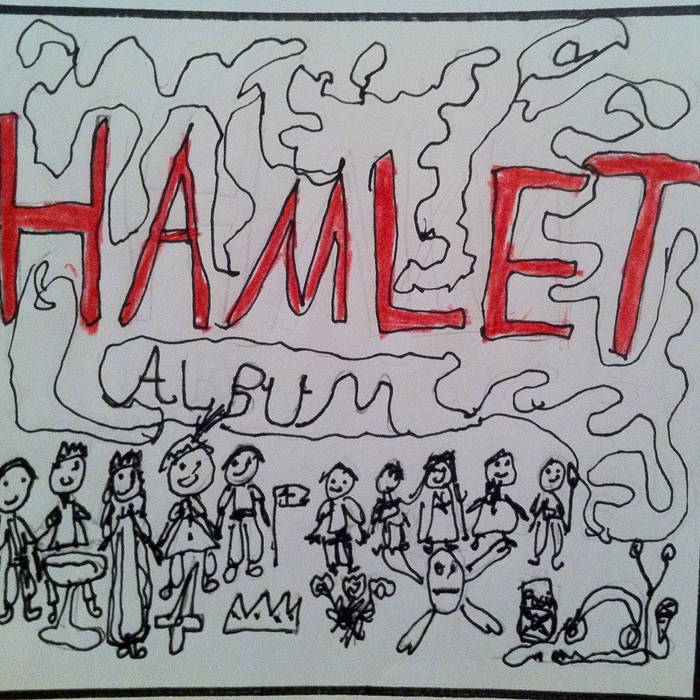 Hamlet: The Album cover art