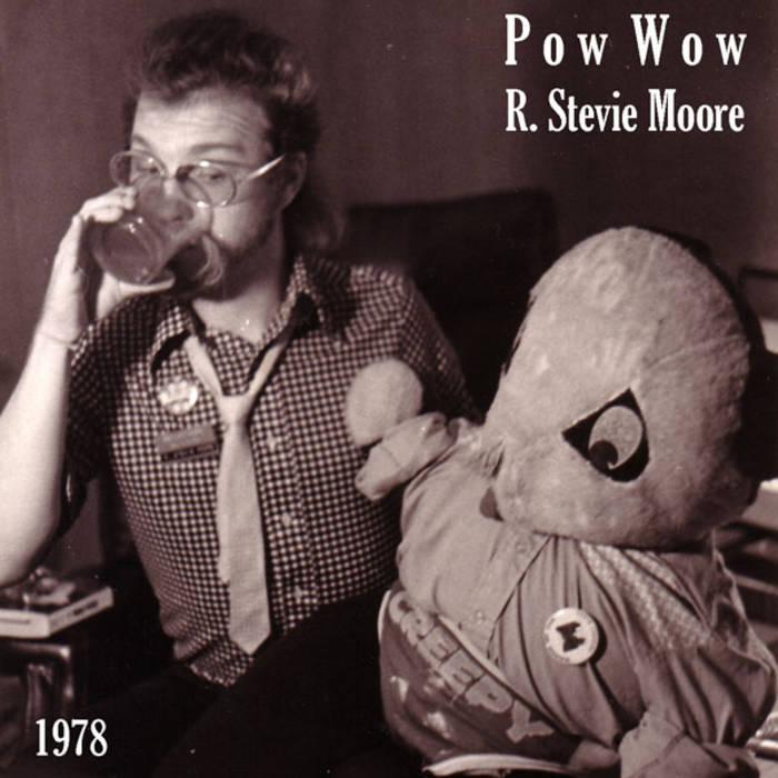 Pow Wow cover art