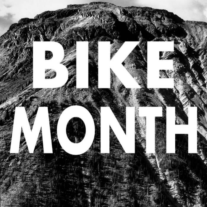 BIKE MONTH cover art