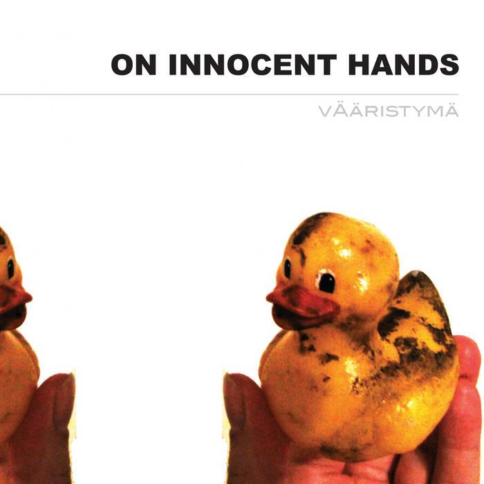 On Innocent Hands - vÄäristymä Live cover art